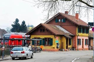 Bahnhof Littenweiler