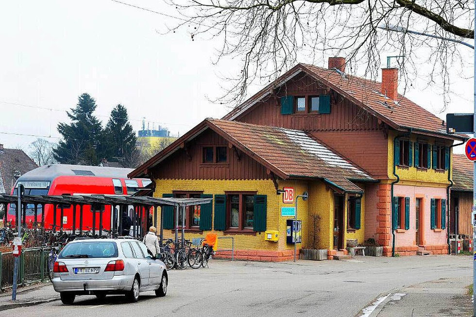 Bahnhof (Littenweiler) - Freiburg