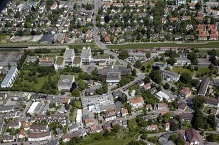 Stadtteil Littenweiler