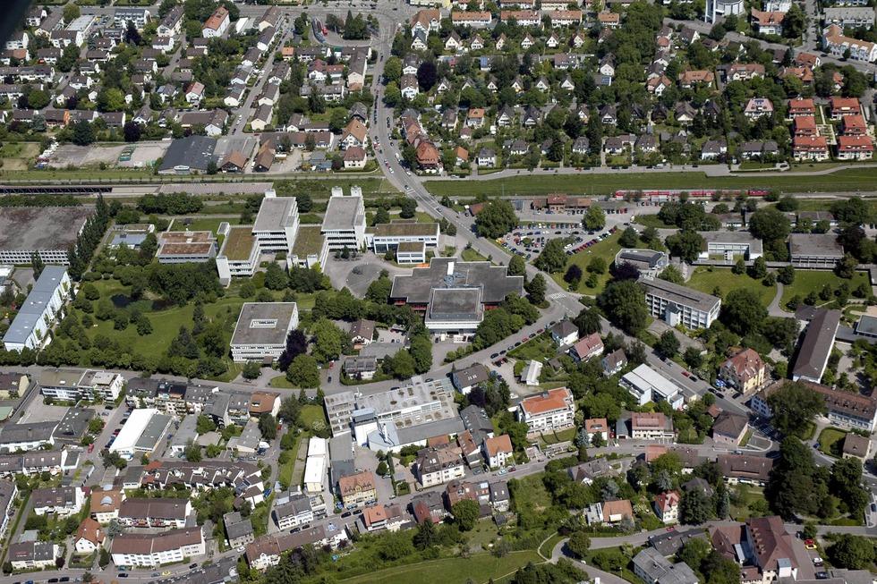 Stadtteil Littenweiler - Freiburg