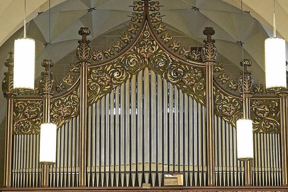 Die Konzertreihe Orgel und Klavier in der Heiliggeistkirche Basel - Badische Zeitung TICKET