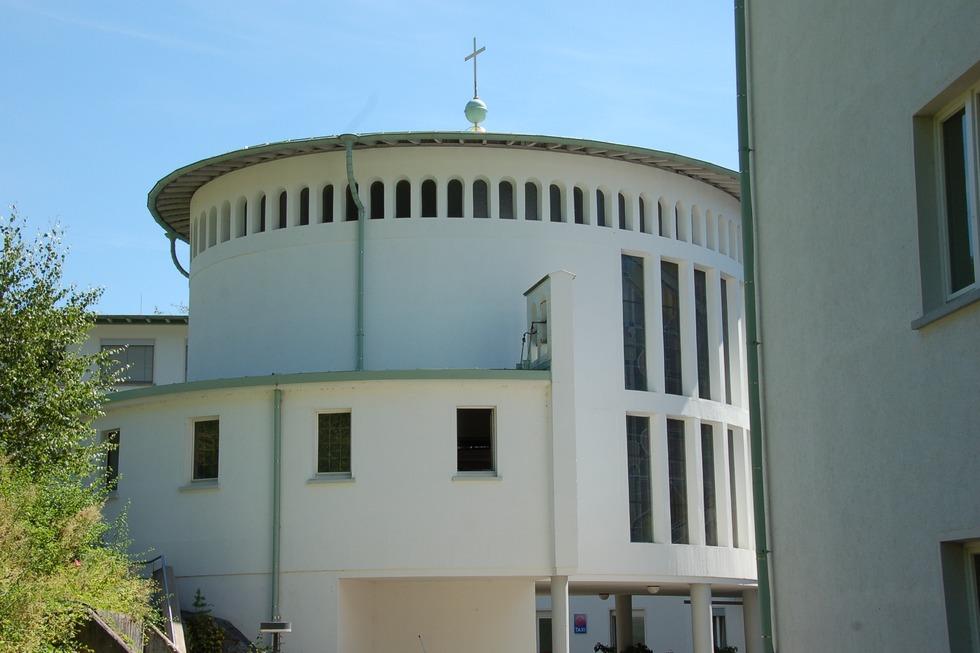 Bruder-Klaus-Kapelle - Waldkirch