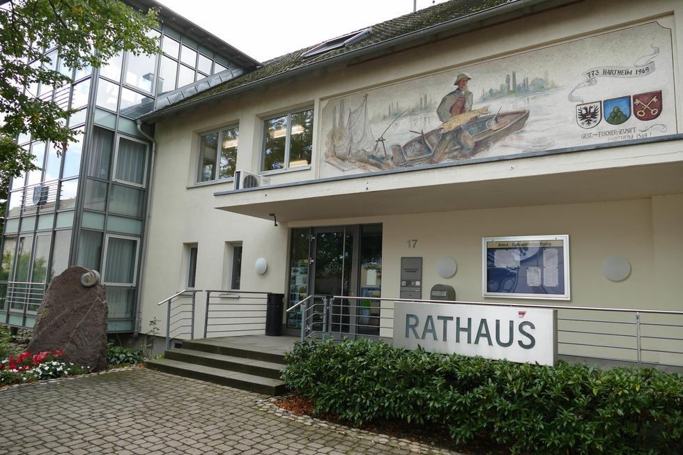 Rathaus - Hartheim