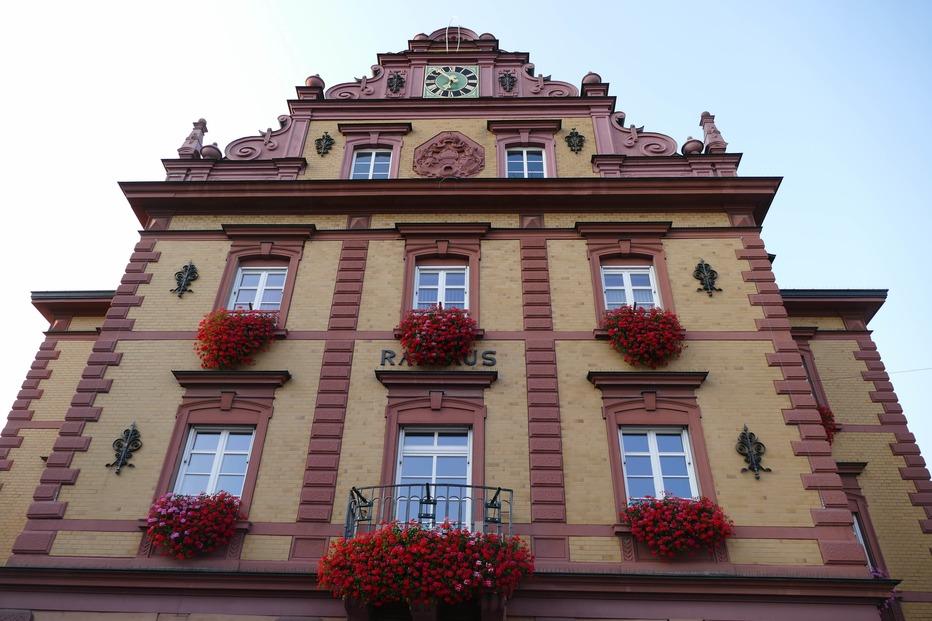 Rathaus Herbolzheim - Herbolzheim