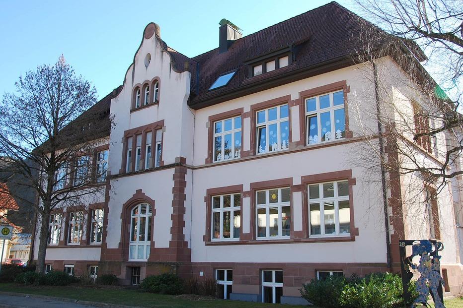 Grundschule - Hausen im Wiesental
