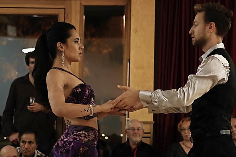 Tango zu Besuch: Filmgespräch im Friedrichsbau - Badische Zeitung TICKET