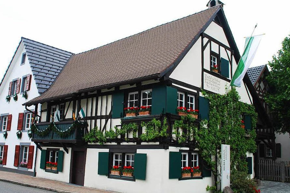 Hebelhaus - Hausen im Wiesental