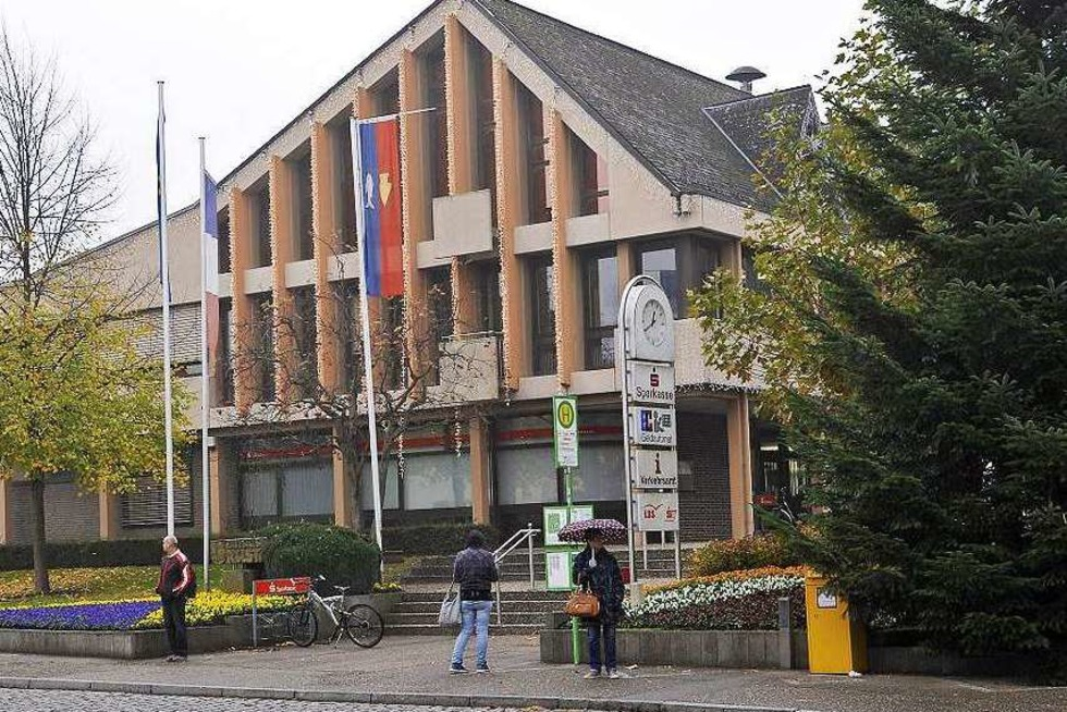 Rathaus - Rust