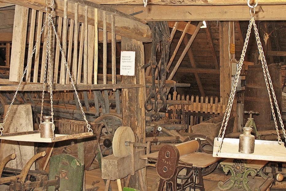 Museum für alte Landtechnik in Hinterzarten - Badische Zeitung TICKET