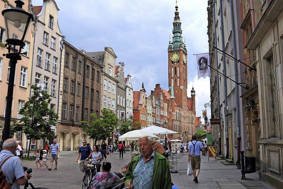 Polen -Bildvortrag mit Günther Rentschler - Badische Zeitung TICKET