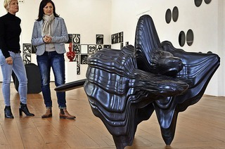 """Leidenschaft – Passion – Im Fokus: Pierre Soulages in Donaueschingen"