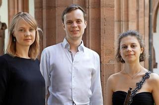 """""""Farben des Barock"""" mit dem Trio Viatoribus in der Stadtkirche Kandern"""
