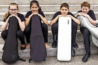 Junges Alcina Quartett gastiert in Grenzach