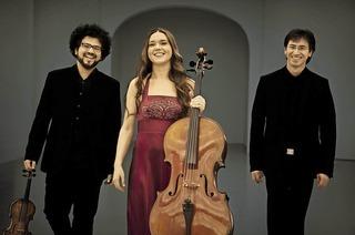 Trio Gaspard gastiert im Lörracher Burghof