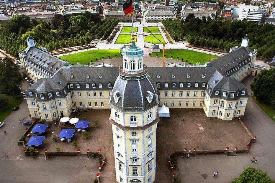 Schlossgarten Karslruhe - Karlsruhe