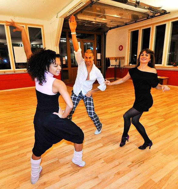 Aya Latin Dance Academy - Freiburg