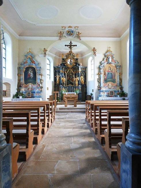 Berghauser Kapelle - Ebringen