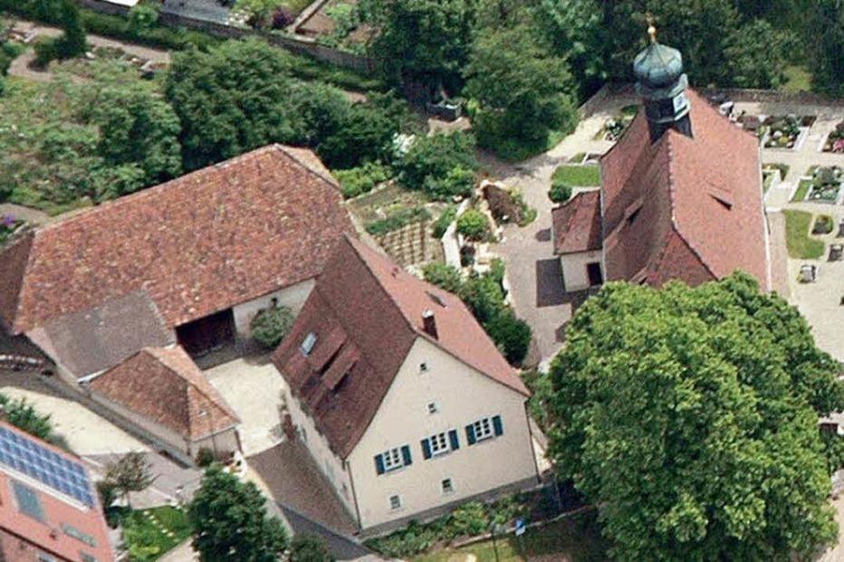 Pfarrgemeindehaus - Wittnau