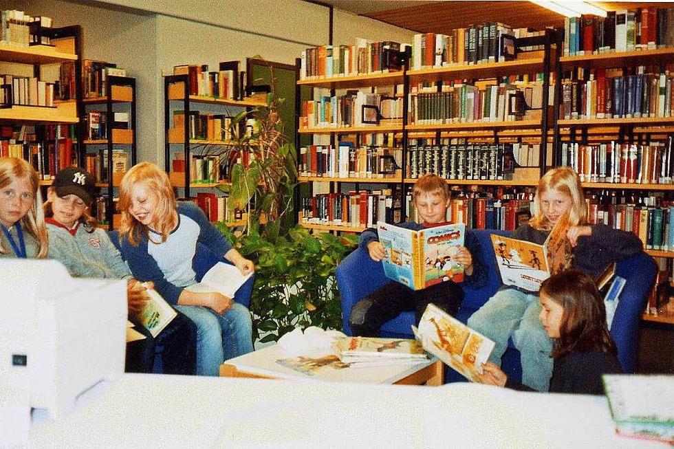 Öffentliche Bibliothek - Staufen