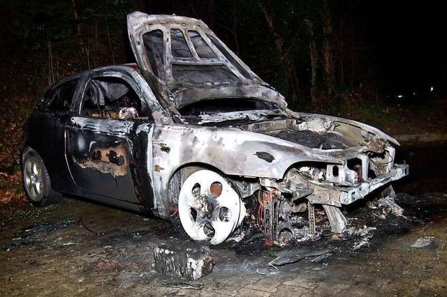 In Kippenheim brennt wieder ein Auto