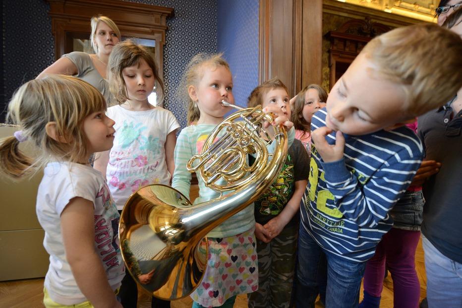 Kinder-Musik-Museum Toccarion - Baden-Baden