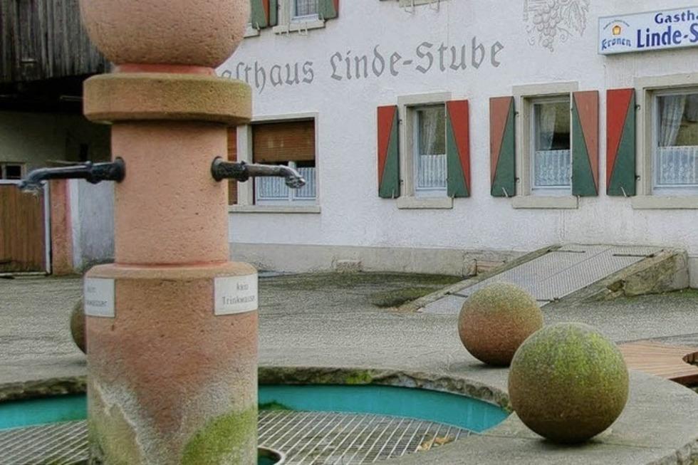 Gasthaus Linde-Stube (geschlossen) - Ringsheim