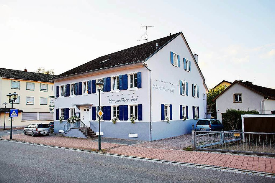 Gasthaus Wiesentäler Hof - Maulburg
