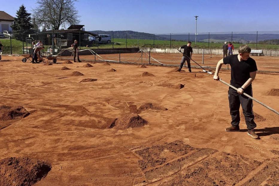 Anlage Tennis Club Reiselfingen - Löffingen