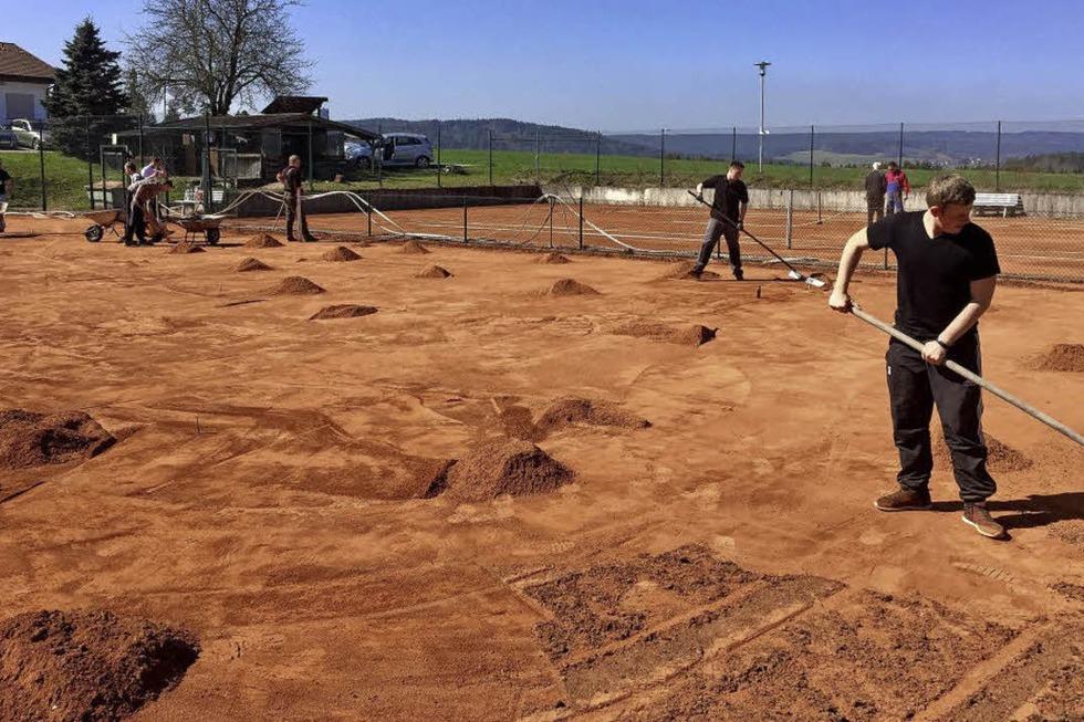 Tennisclubanlage (Reiselfingen) - Löffingen