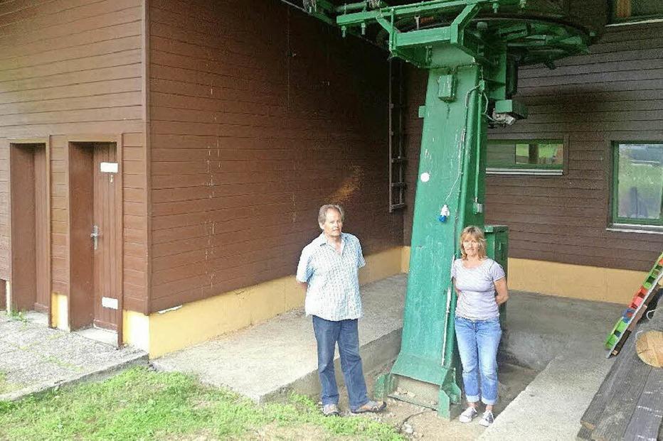 Hochkopflift (geschlossen) - Todtmoos