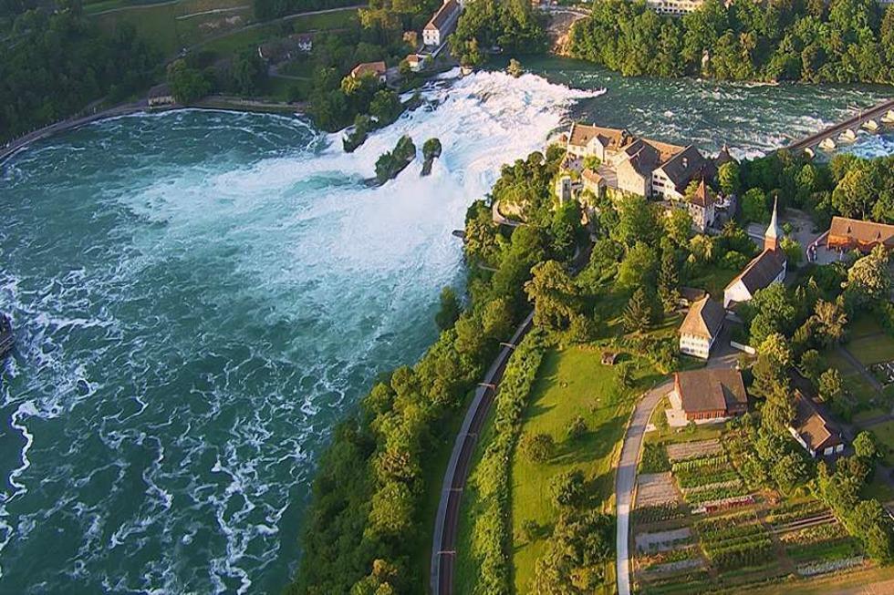 Rheinfall Schaffhausen - Neuhausen am Rheinfall