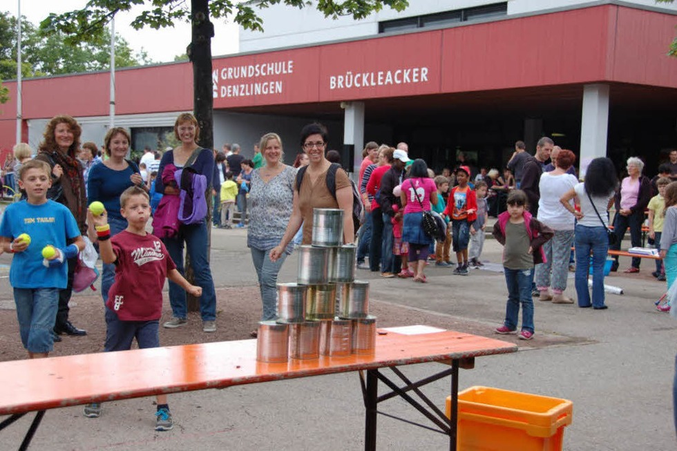 Brückleackerschule - Denzlingen