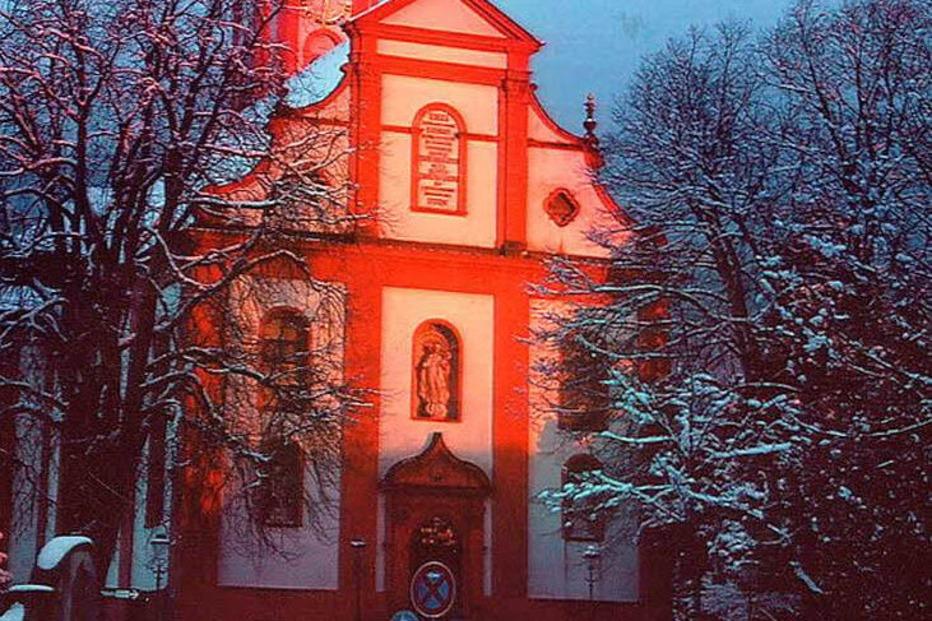 Stiftskirche St. Margarethen - Waldkirch