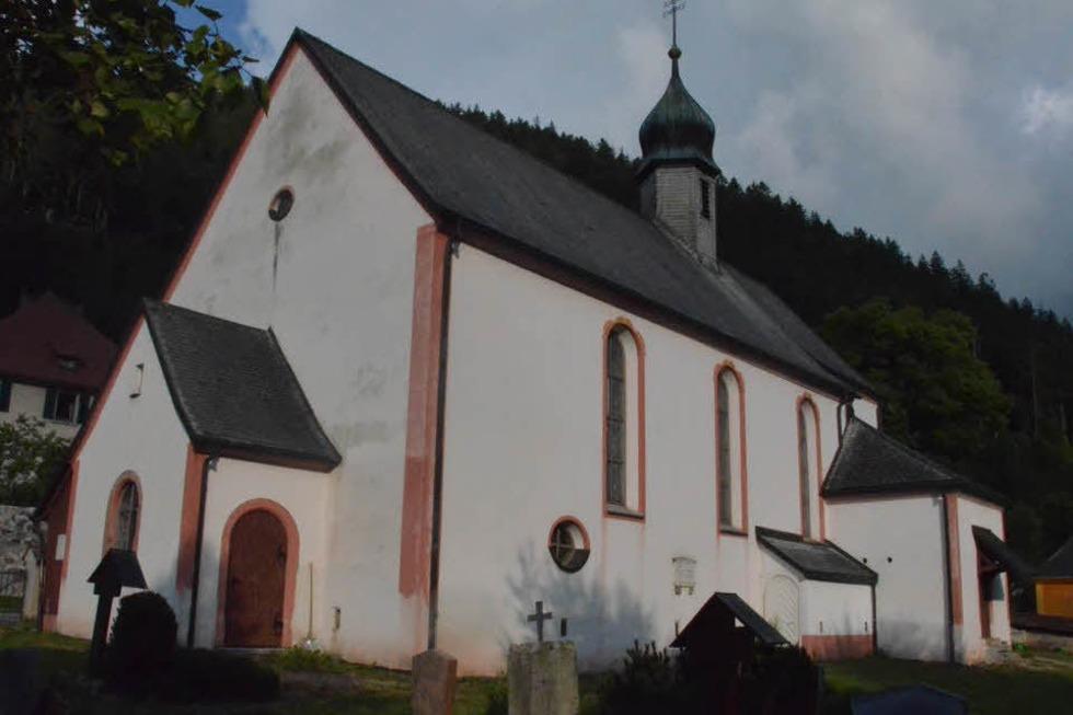 Erlöserkirche (Menzenschwand) - St. Blasien