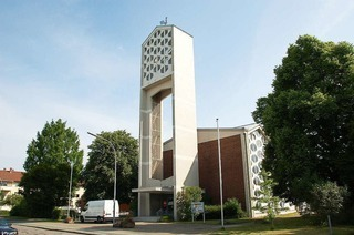 Ev. Erlöserkirche (Albersbösch)