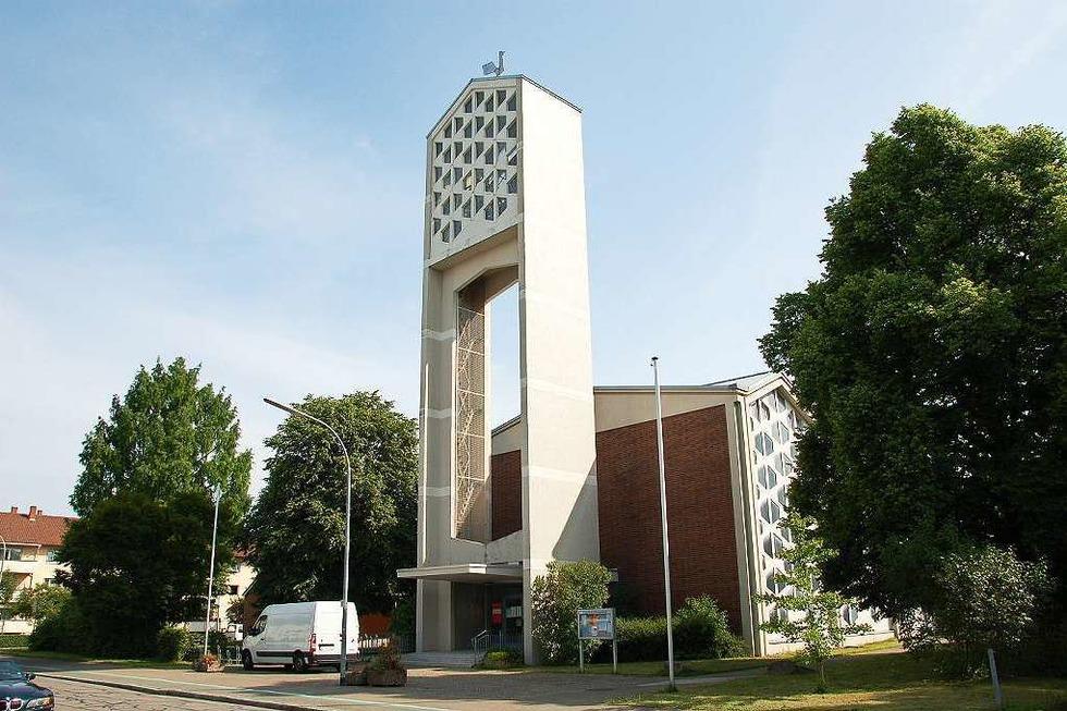 Ev. Erlöserkirche (Albersbösch) - Offenburg