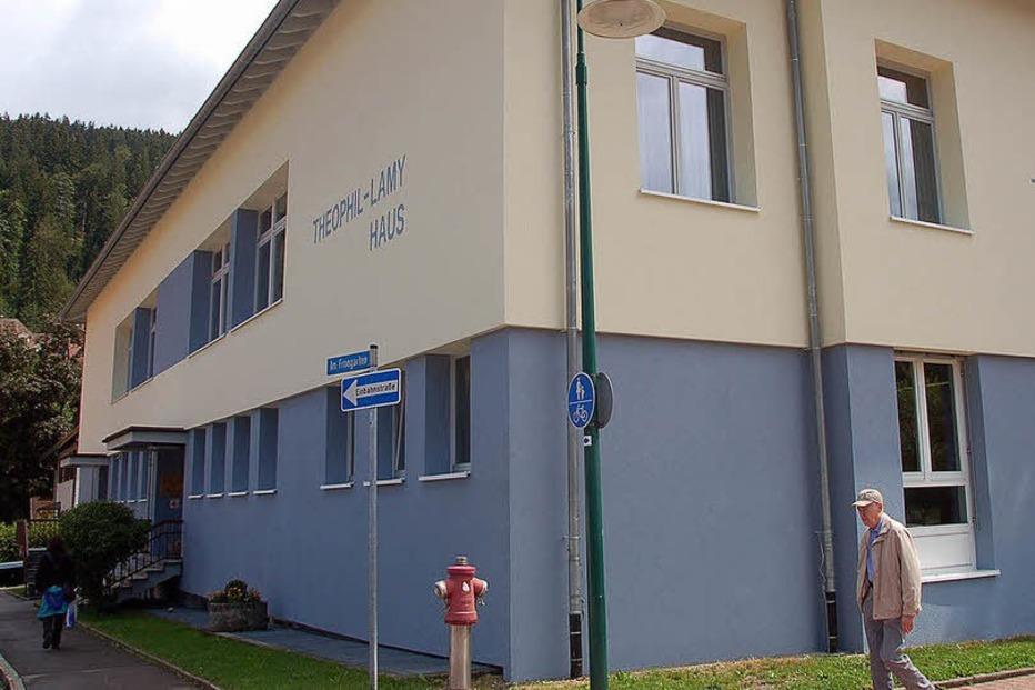 Theophil-Lamy-Haus - St. Blasien