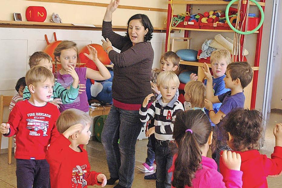 Städt. Kindergarten Menzenschwand - St. Blasien