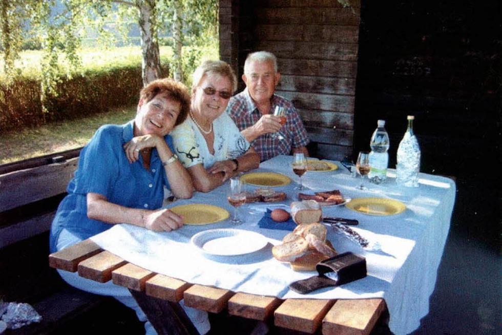 Duttentalhütte - Ihringen