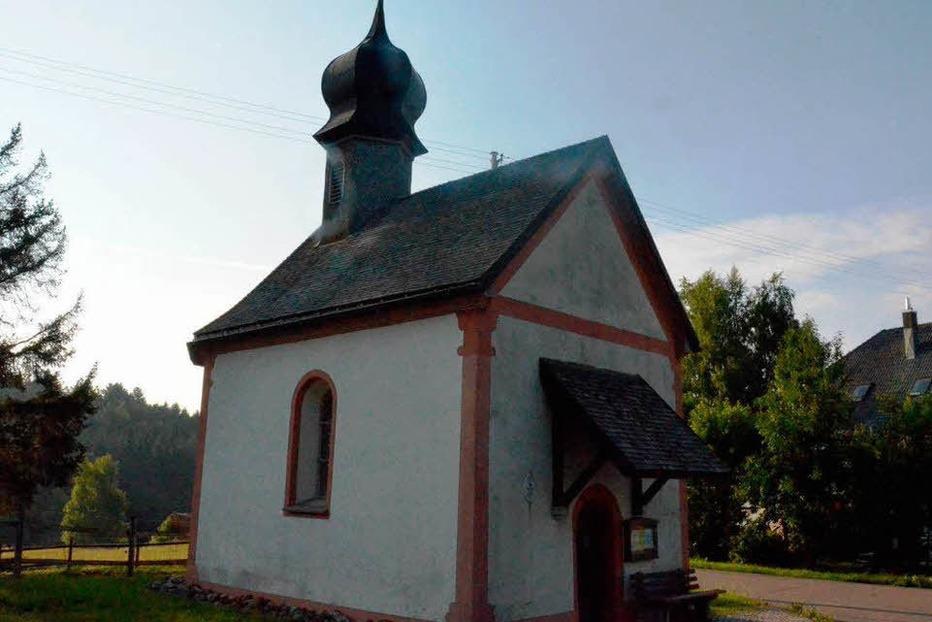 Andreaskapelle (Wittenschwand) - Dachsberg
