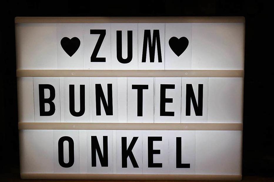 Café Zum bunten Onkel - Freiburg