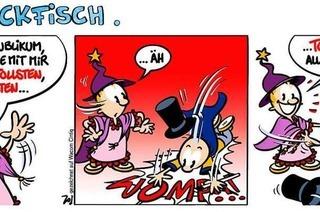 Lucy Backfisch: Zauber