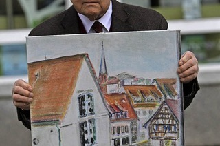 Rolf Brauchle in Emmendingen-Windenreute