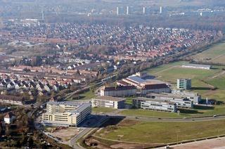 Fakultät für Angewandte Wissenschaften (Flugplatz)