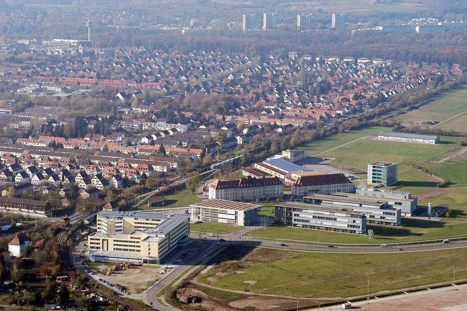 Fakultät für Angewandte Wissenschaften (Flugplatz) - Freiburg