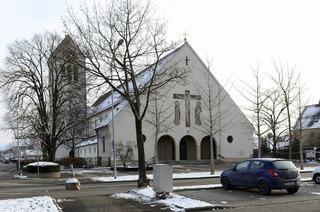 Kirche Heilige Familie (Mooswald)