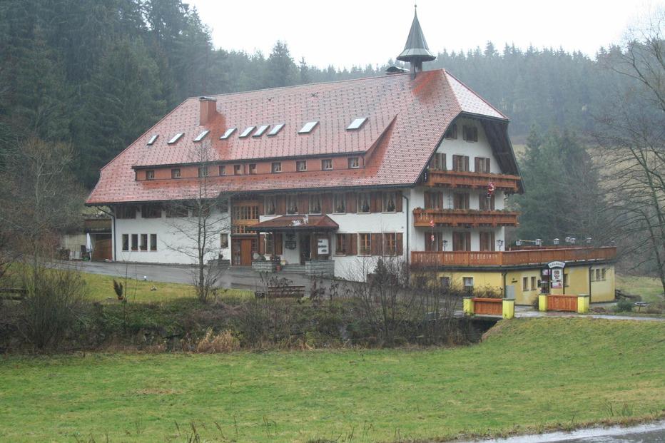 Naturhotel Schlüchtmühle - Grafenhausen