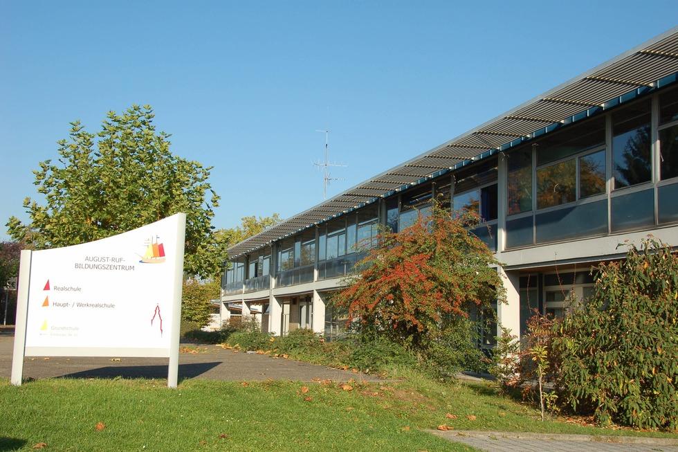 Realschule August-Ruf-Bildungszentrum - Ettenheim
