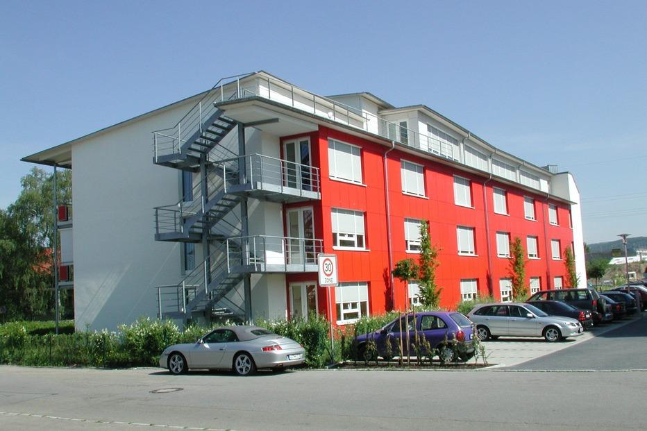 Seniorenanlage Karl-Herbster-Haus - Lörrach