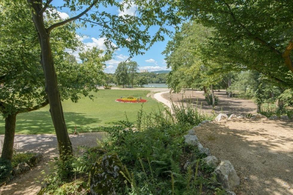 Stadtpark Ost - Rheinfelden